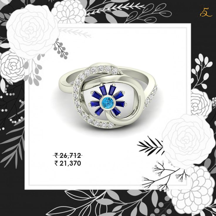 Rings are on sale! Shop Now : https://jewels5.com/jewellery/rings/View-All-Rings #monsoon #sale #offers #DiamondJewellery #fashion #designer #stylish