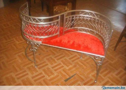 Confident canap fauteuil cr ation unique confident for Fauteuil confident