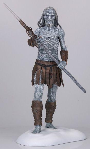 caminante blanco figura 19 cm hbo #reserva #gameOfThrones