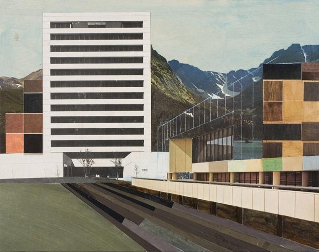 Cheryl Molnar: Industrial Park, 2009