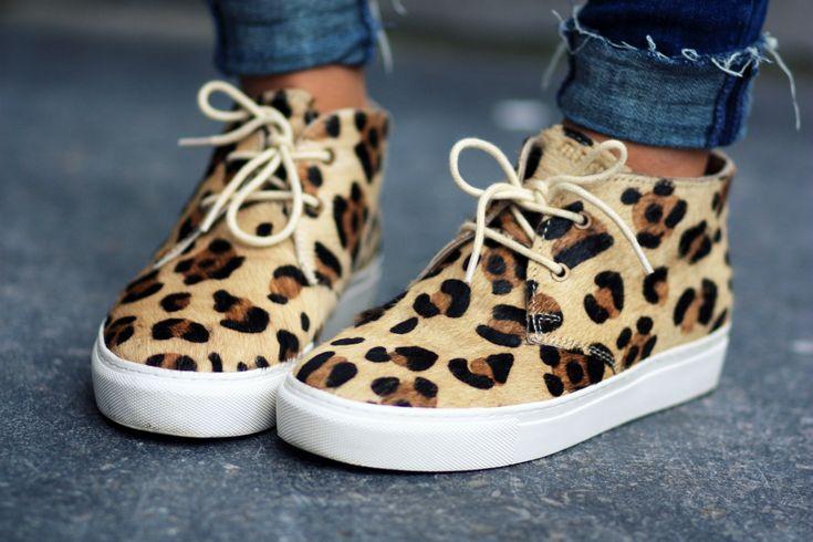 Brittamaxime.com / Like a Leopard / Maruti Blizz sneakers