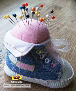 Use a baby shoe again and make sure you have a …