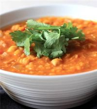 Weigh-Less Online - Red Lentil And Coconut Soup