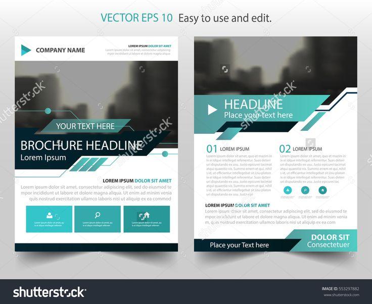 Mer enn 25 bra ideer om Flat Background på Pinterest - free report cover templates