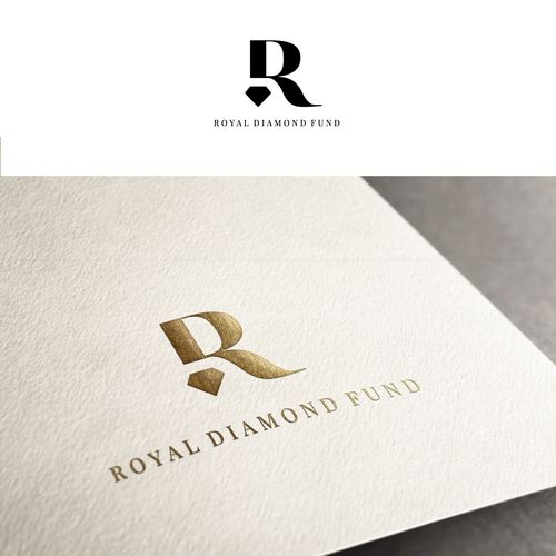 Designs | Create a capturing upscale design for Royal Diamonds Fund | Logo design contest