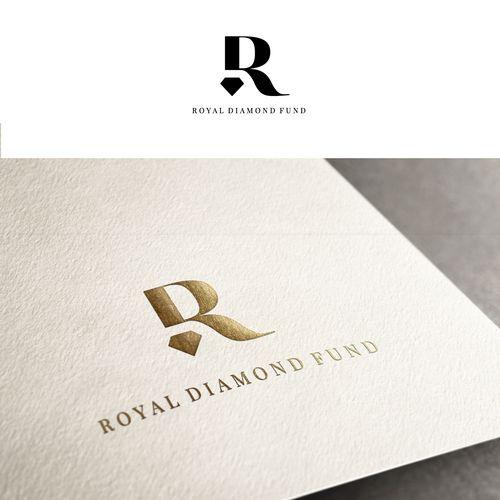 Designs | Create a capturing upscale design for Royal Diamonds Fund | Logo design contest