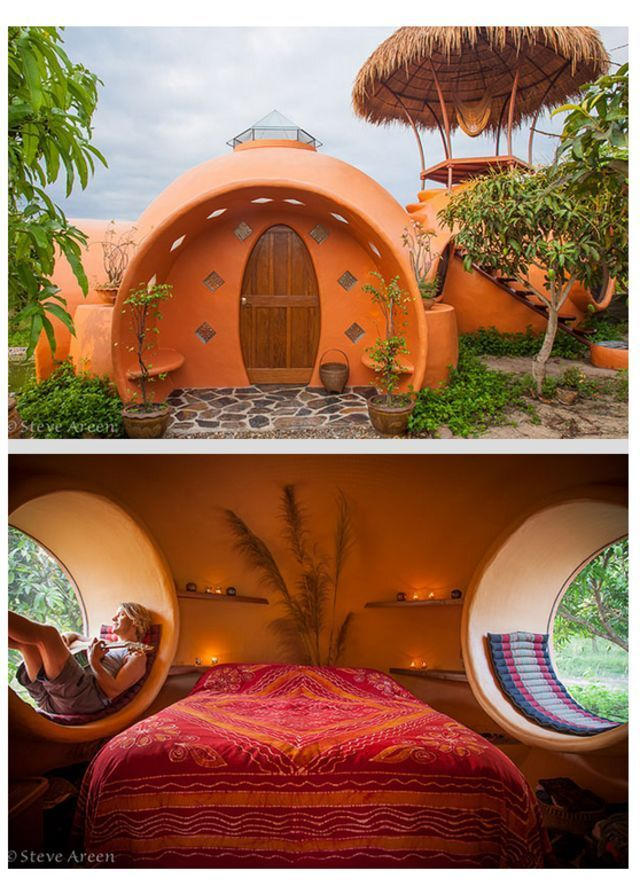 Dome Home Design Ideas: 1000+ Images About Eco Home On Pinterest