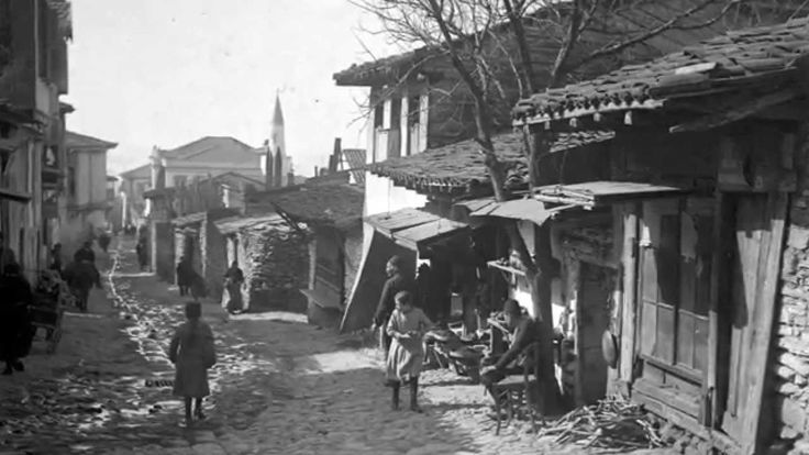 H Θεσσαλονίκη αμέσως πριν την Μεγάλη Πυρκαγιά - οι φωτογραφίες του Ιωσήφ...