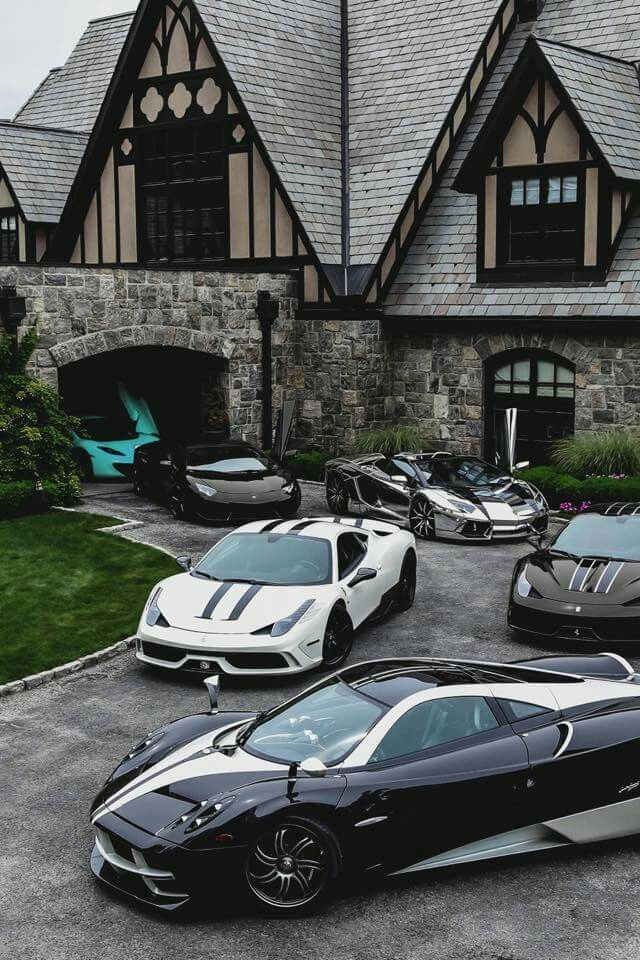 Morning meeting. #SuperCars #Speed #Power #Performance #Cool #Cars