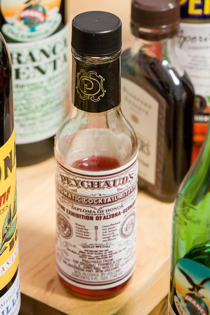 Peychaud's Bitters: A New Orleans Take on Aromatic Bitters — The 9-Bottle Bar
