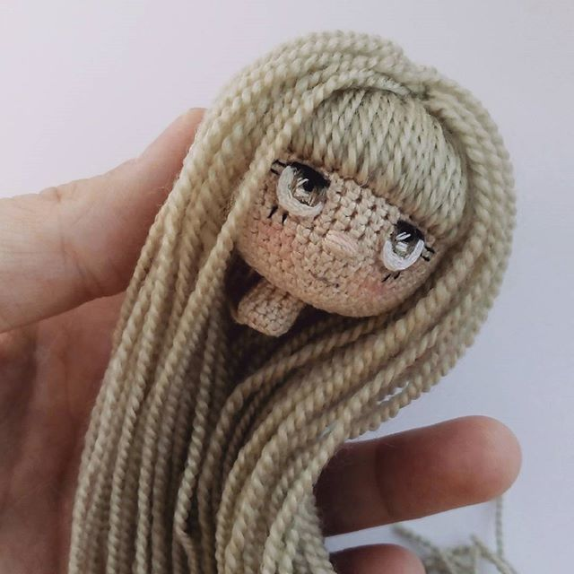 Yulia, happy dollmaker✌ @mint.bunny Серьёзная. Мечтат...Instagram photo | Websta (Webstagram)