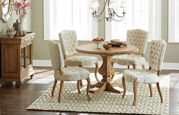 formal dining room sets with leather chairs | 24 best Formal Dining Sets images on Pinterest | Dining ...