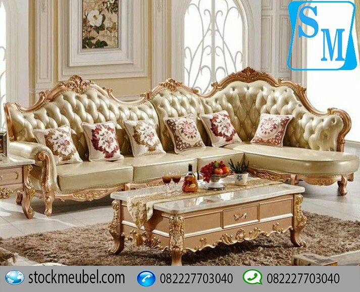 Kursi Tamu Sofa L French Country Living Room Furniture Furniture Living Room Trends