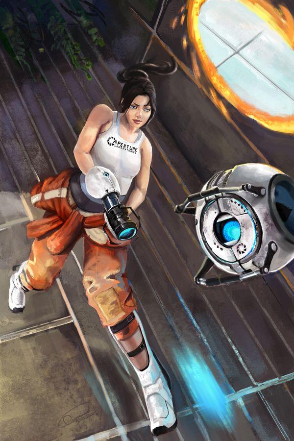 Portal (jogo eletrônico) – Wikipédia, a enciclopédia …