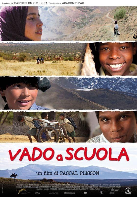 VADO A SCUOLA  Director: Pascal Plisson Writers: Marie-Claire Javoy, Pascal Plisson  Teatro Cecchetti, Teatri di Civitanova -  Civitanova Marche (MC)