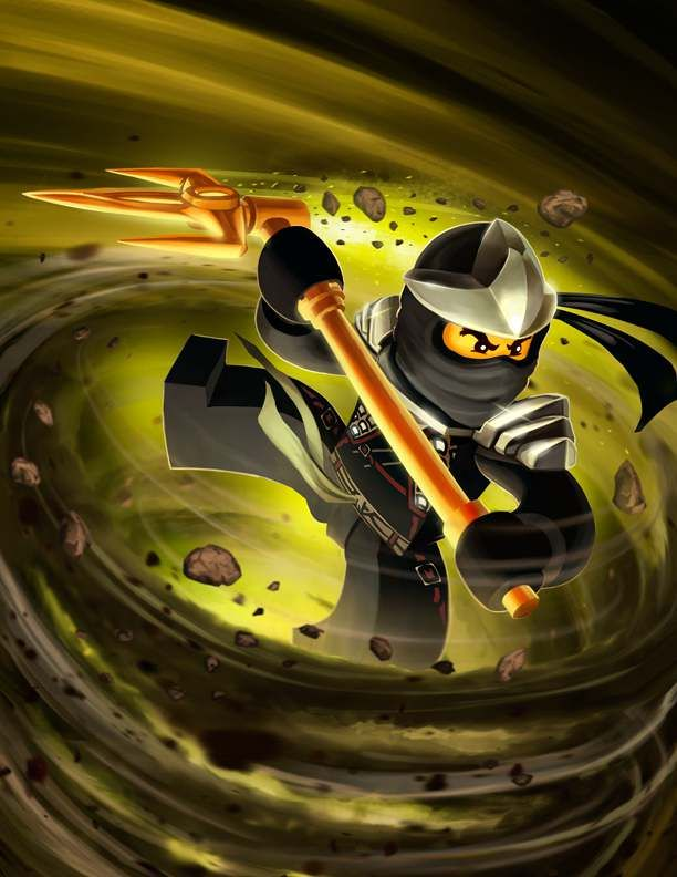 lego ninjago cole ninja of earth