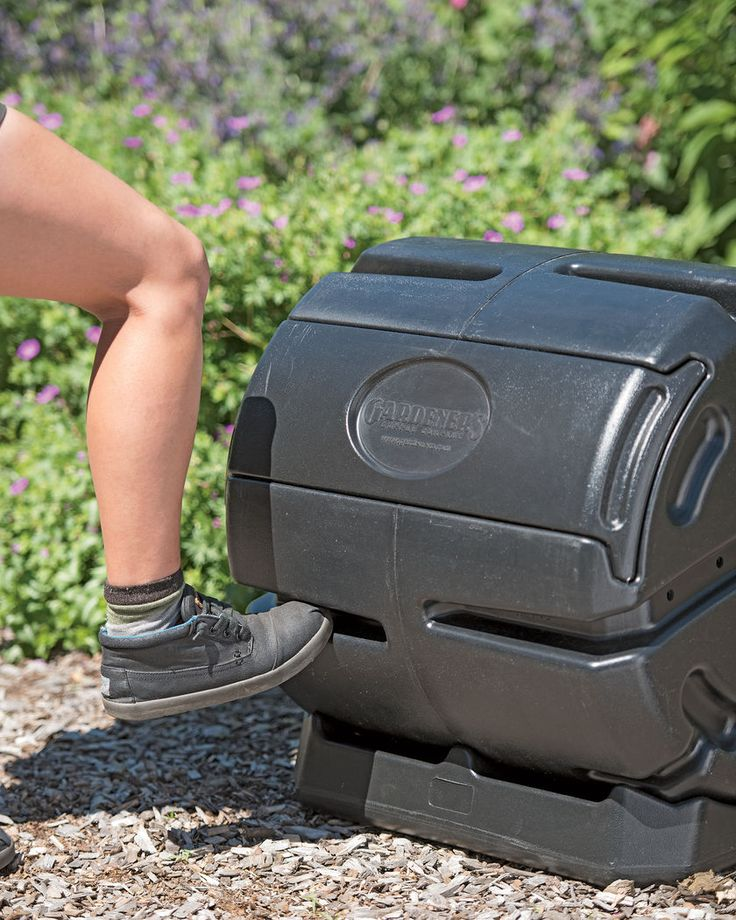 Compost Tumbler - Rolling Composter - Tumbling Composter