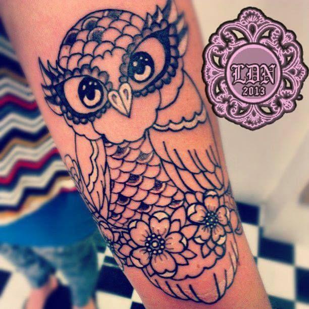 Owl by Lyndall DN