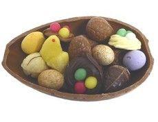 Eierschaal Melk Gevuld - super paas chocolade mix - 250g