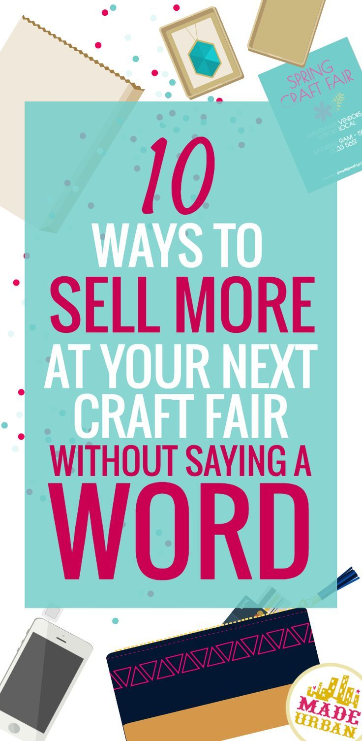 Tips To Help Introverts Sell More Without Speaking Handmade