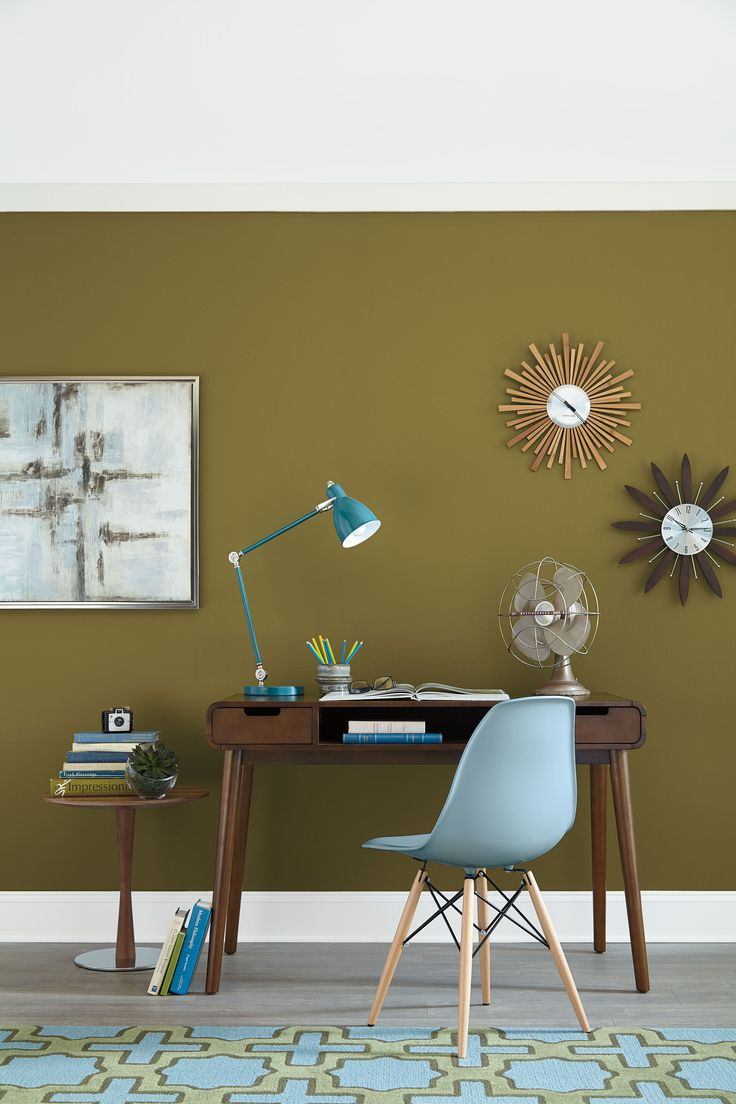 Color Journeys 'Banyan Tree' (323G). Available at your local General Paint dealer.