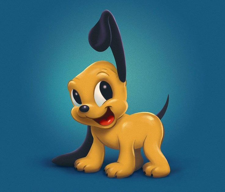 I got Baby Pluto! We Know Which Cute Disney Animal You Need to See Right Now   Oh My Disney
