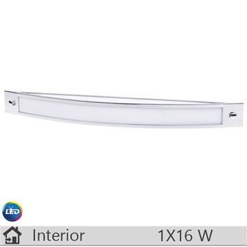 Aplica baie, iluminat decorativ interior Rabalux, gama Arlen, model 2039 http://www.etbm.ro/tag/687/iluminat-ieftin