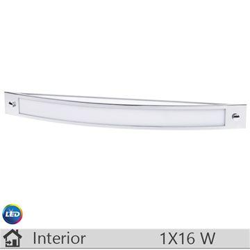 Aplica baie, iluminat decorativ interior Rabalux, gama Arlen, model 2039