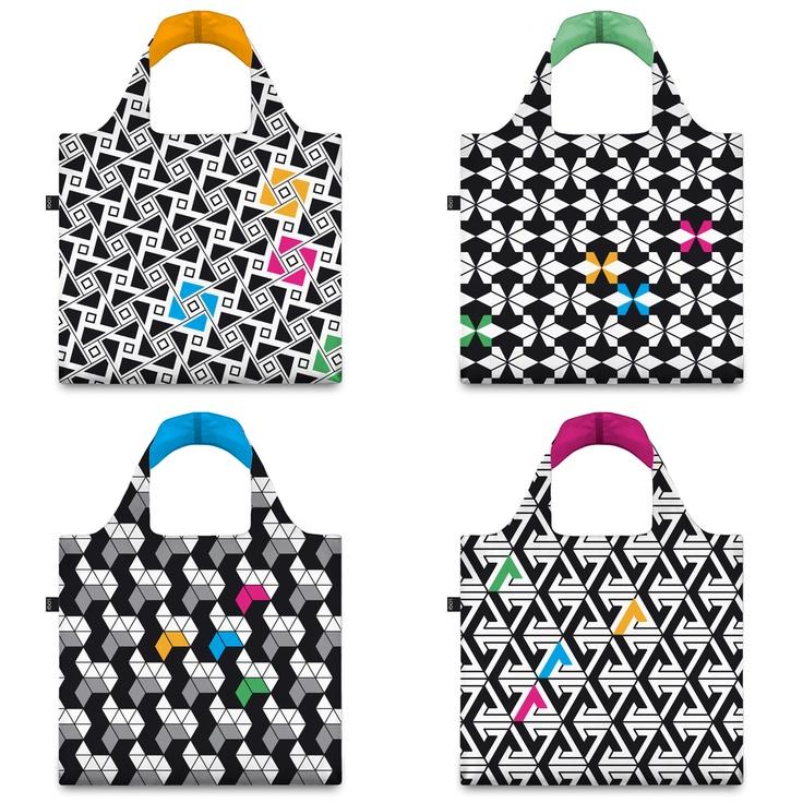 Shopping bag design contest. Kaleidoscope