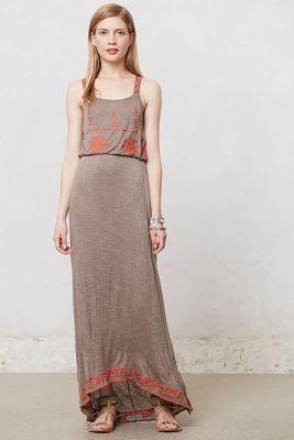 Anochecer Maxi Dress