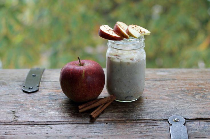 Overnight Oats – Fünf herbstliche Rezepte | Projekt: Gesund leben | Ernährung, Bewegung & Entspannung