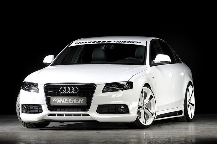 picture rieger tuning audi a4 | Car Wallpapers