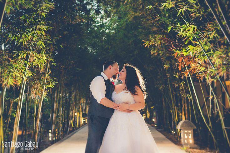 Amanda & Sean - Sandos Caracol Eco Resort - Mayan   Photos by Del Sol Photography & Santiago Gabay Photography