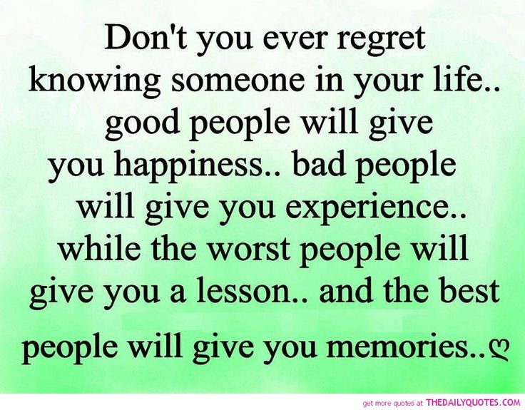 Meaningful Quotes And Sayings About Life  Quote About People