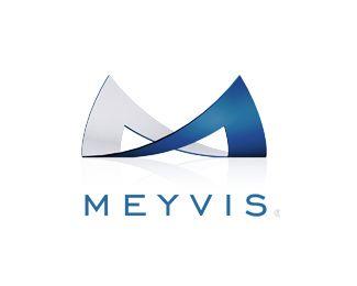 meyvis logo | #corporate #branding #creative #logo #personalized #identity #design #corporatedesign < found on www.fromupnorth.com pinned by www.BlickeDeeler.de | Take a look at www.LogoGestaltung-Hamburg.de
