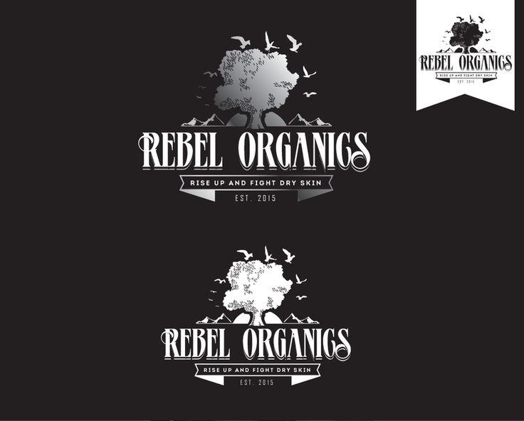 """Create a unique looking logo for an organic company that makes lotion. Looking for a complex """"James Dean"""" type of logo by Dasha M."""