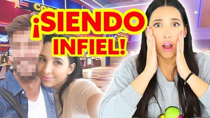 CAPTURADA SIENDO INFIEL CON UNA MUJER - TODO QUEDÓ GRABADO | Mariale