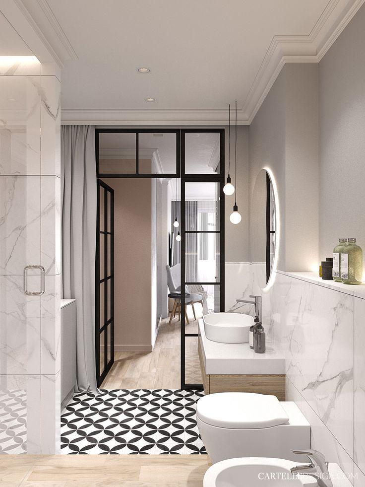 les 4432 meilleures images du tableau salle de bain sur pinterest design d 39 int rieur. Black Bedroom Furniture Sets. Home Design Ideas
