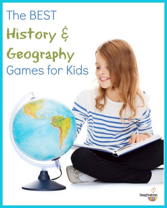 U.S. History and Geography Games & Puzzles (Just In Time for Thanksgiving)