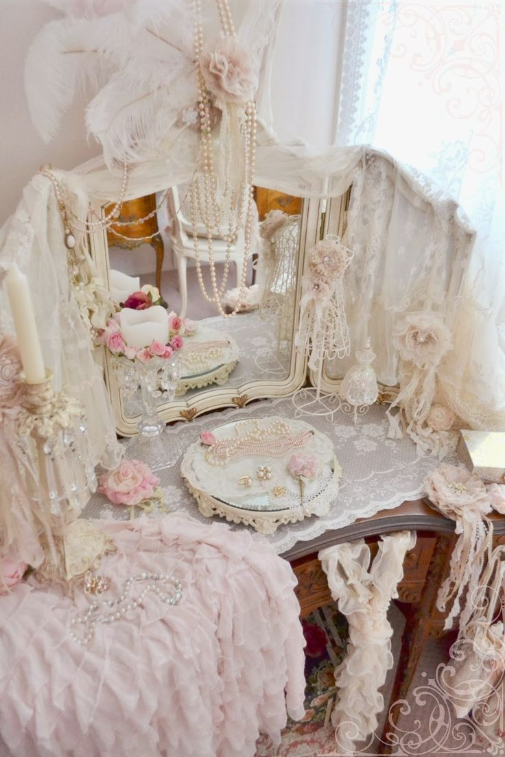 Shabby Dressing Table