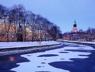 Cities in World: Turku (Finland)