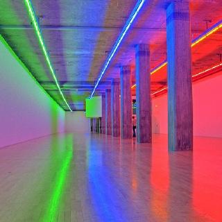 Dan Flavin #led #lights