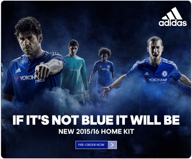 Chelsea FC - The Official Chelsea FC North American Store