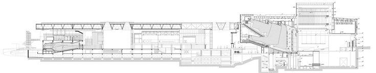 Galería de Centro Cultural Gabriela Mistral / Cristián Fernández Arquitectos + Lateral arquitectura & diseño - 46