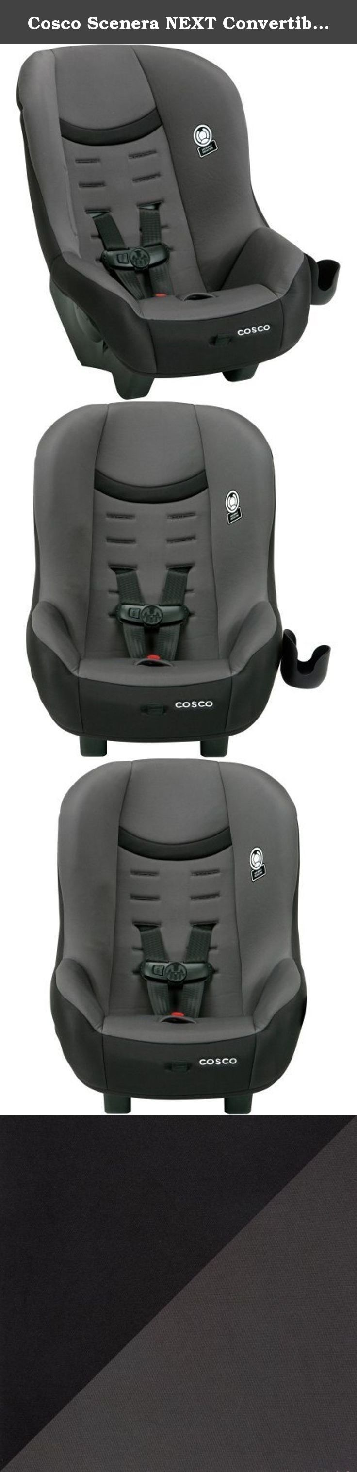 Cosco scenera next convertible car seat moon mist grey the cosco scenera next is simply a smarter car seat designed for families who know what
