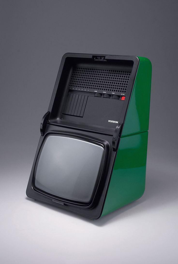 THE SPEED OF DARK | design-is-fine: Rodolfo Bonetto, TV set T1228,...