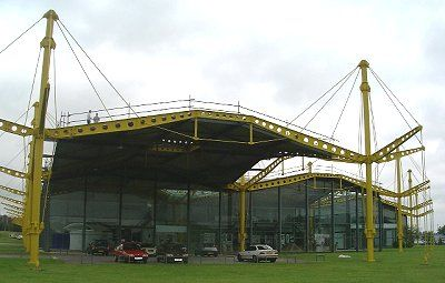 The Renault Building- Norman Foster