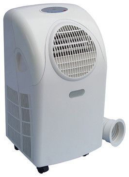 12,000 BTU Portable Air Conditioner - contemporary - Major Kitchen Appliances - SPT Appliance Inc. help cool the sunroom