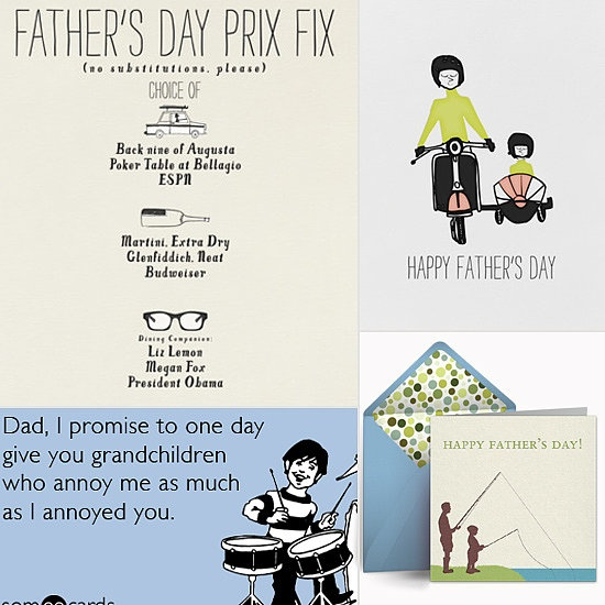 Just Hit Send: Father's Day eCards