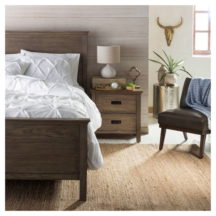 Gilford Bedroom Furniture Collection Threshold Image